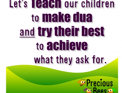 Teaching Children To Make Dua…